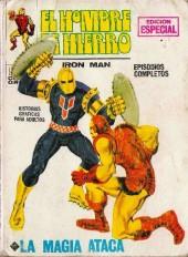 Hombre de Hierro (El) (Iron Man) Vol. 1 -3- La magia ataca