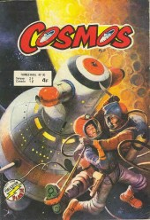Cosmos (2e série) -59- À la conquête de Mars