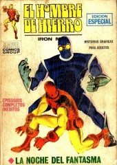Hombre de Hierro (El) (Iron Man) Vol. 1 -6- La noche del Fantasma