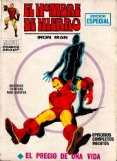 Hombre de Hierro (El) (Iron Man) Vol. 1 -8- El precio de una vida