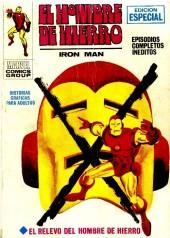 Hombre de Hierro (El) (Iron Man) Vol. 1 -9- El relevo del Hombre de Hierro