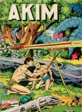 Akim (1re série) -127- La forêt piégée