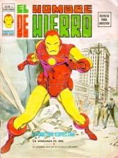 Hombre de Hierro (El) (Iron Man) Vol.2 -1- El Doctor Expectro