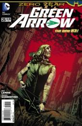 Green Arrow (2011) -25- Zero Year: The Prodigal