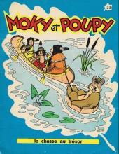 Moky et Poupy -33- La chasse au trésor