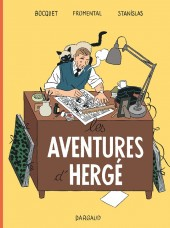 Les aventures d'Hergé - Tome c