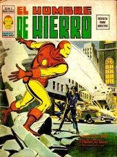 Hombre de Hierro (El) (Iron Man) Vol.2 -2- El cortante filo de la muerte