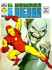 Hombre de Hierro (El) (Iron Man) Vol.2 -3- El retorno del monstruo