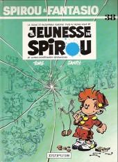Spirou et Fantasio -38a1992- La Jeunesse de Spirou