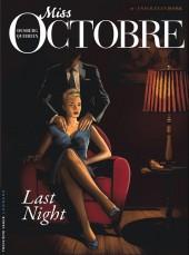 Miss Octobre -4- Un flic et un homme