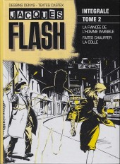 Jacques Flash (Taupinambour) -INT02- Intégrale tome 2