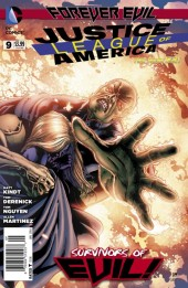 Justice League of America (2013) -9- Dark Art