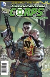 Green Lantern Corps (2011) -25- Zero Year: Powers That Be