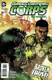 Green Lantern Corps (2011) -26- Homecoming
