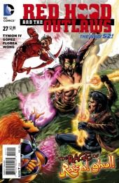 Red Hood and the Outlaws (2011) -27- Demons