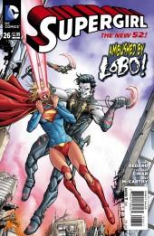 Supergirl (2011) -26- Survivors