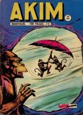 Akim (1re série) -234- La guerre sans merci - La grande pluie
