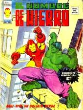Hombre de Hierro (El) (Iron Man) Vol.2 -HS2- Edición especial 1977 - Aquí vive un Goliath verde