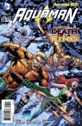 Aquaman (2011) -25- Death of a King: Chapter Seven