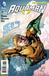 Aquaman (2011) -26- Pressure