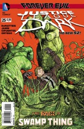 Justice League Dark (2011) -25- Forever Evil: Blight - The Rebirth of Evil