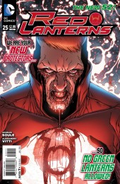 Red Lanterns (2011) -25- Sphere of Influence
