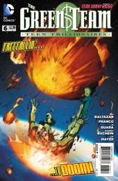 The green Team: Teen Trillionaires (2013) -6- Creation Crash