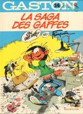 Gaston -14a1982- La saga des gaffes