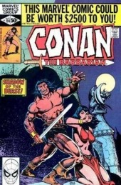 Conan the Barbarian Vol 1 (Marvel - 1970) -114- The shadow of the beast!