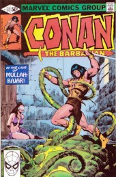 Conan the Barbarian Vol 1 (Marvel - 1970) -117- The corridor of Mullah-Kajar