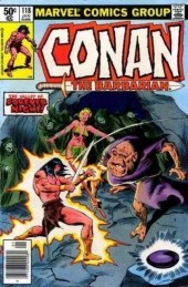 Conan the Barbarian Vol 1 (Marvel - 1970) -118- Valley of forever night