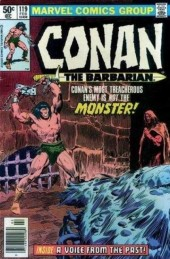 Conan the Barbarian Vol 1 (Marvel - 1970) -119- The voice of one long gone