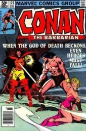 Conan the Barbarian Vol 1 (Marvel - 1970) -120- The hand of Erlik!
