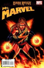 Ms. Marvel (2006) -35- The death of Ms. Marvel: part 1 of 3