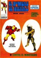 Hombre de Hierro (El) (Iron Man) Vol. 1 -10- Contra el Minotauro