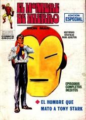Hombre de Hierro (El) (Iron Man) Vol. 1 -12- El hombre que mató a Tony Stark