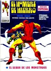 Hombre de Hierro (El) (Iron Man) Vol. 1 -13- El señor de los Monstruos