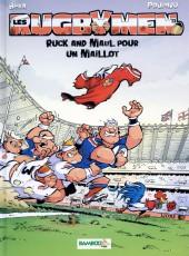 Les rugbymen -13- Ruck and maul pour un maillot