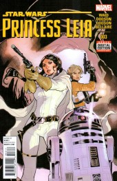 Princess Leia (2015) -3- Princess Leia Part 3