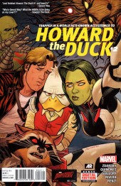 Howard the Duck (2015) -2- Issue 2