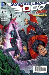 Justice League 3000 (2014) -2- Things Fall Apart