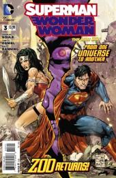 Superman/Wonder Woman (2013) -3- Zod