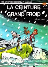 Spirou et Fantasio -30a88- La ceinture du grand froid