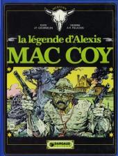Mac Coy -1a81- La légende d'Alexis Mac Coy