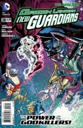Green Lantern: New Guardians (DC Comics - 2011) -28- The Godkillers, part 1