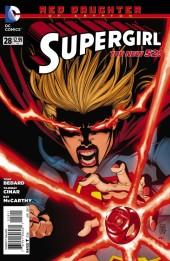 Supergirl (2011) -28- Rage Quit