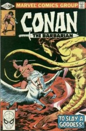 Conan the Barbarian Vol 1 (Marvel - 1970) -121- The price of perfection