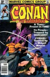Conan the Barbarian Vol 1 (Marvel - 1970) -122- The city where time stood still
