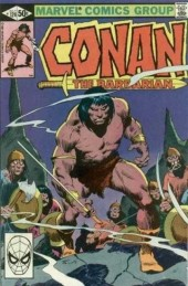 Conan the Barbarian Vol 1 (Marvel - 1970) -124- The eternity war!