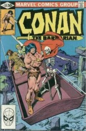Conan the Barbarian Vol 1 (Marvel - 1970) -125- The witches of Nexxx